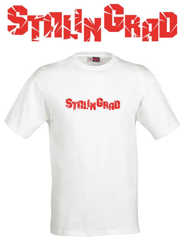 Принт на майку STALINGRAD