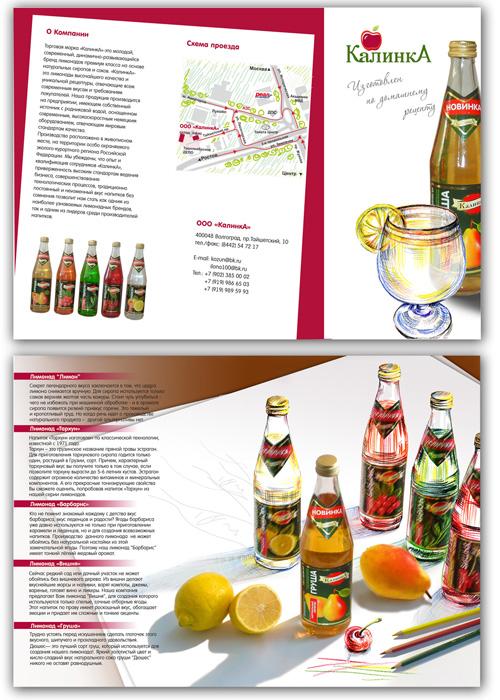 лимонады премиум класса на основе натуральных сиропов и соков