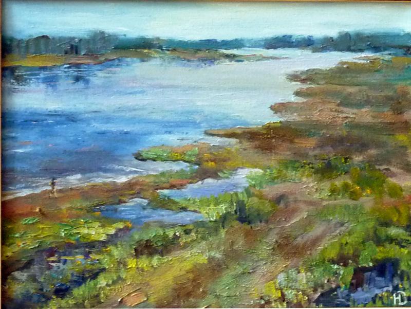 Волга. Доброе утро