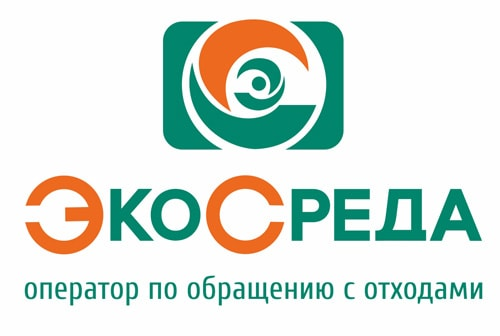 "Логотип группы компаний ""ЭкоСреда"""