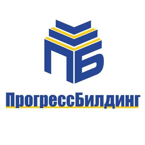 """фирменный знак """"ПрогрессБилдинг"""""""