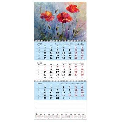Календарь с инфоблоком